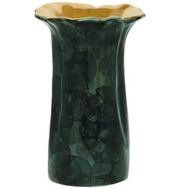 Aerin Malachite Flower Vase