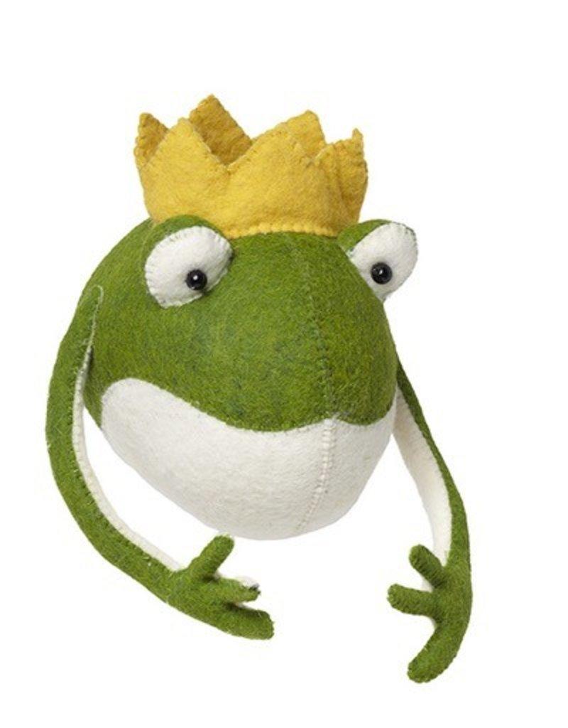 Frog Prince Head