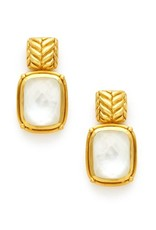 Monterey Earring Clear Crystal