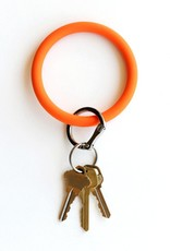 Big O Key Rings - Silicone