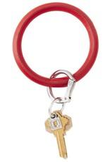 Big O Key Rings - Leather