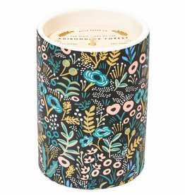 Adirondack Forest Ceramic Candle