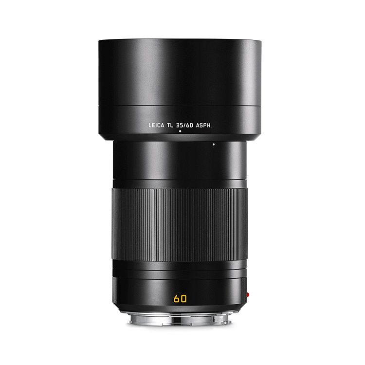 60mm / f2.8 APO Macro-Elmarit Black Anodized (E60) (TL)
