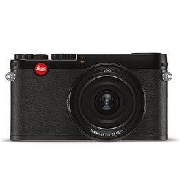 Leica X (Type 113) Black