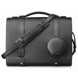 Leica Q, Day bag, Leather, Black