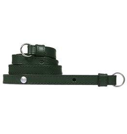 Camera Strap - (Black Lizard Look)