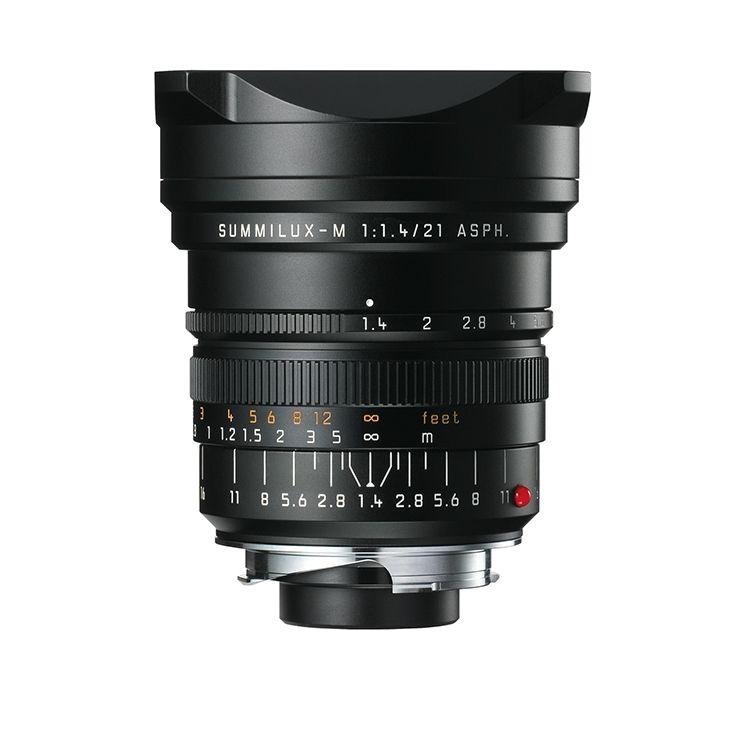 21mm / f1.4 ASPH Summilux (Series 8) (M)