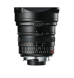 21mm / f1.4 ASPH Summilux (Series 8) (M)