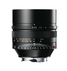 50mm / f0.95 ASPH Noctilux  (E60) (M)