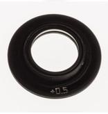 Correction Lens, +0.5 dpt for M/M-P (Typ 240), M8/M9, Film M