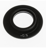 Correction Lens, -0.5 dpt for M/M-P (Typ 240), M8/M9, Film M