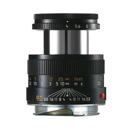 90mm / f4.0 Macro Elmar Set w/Macro Adapter & Angle VF (E39) (M)
