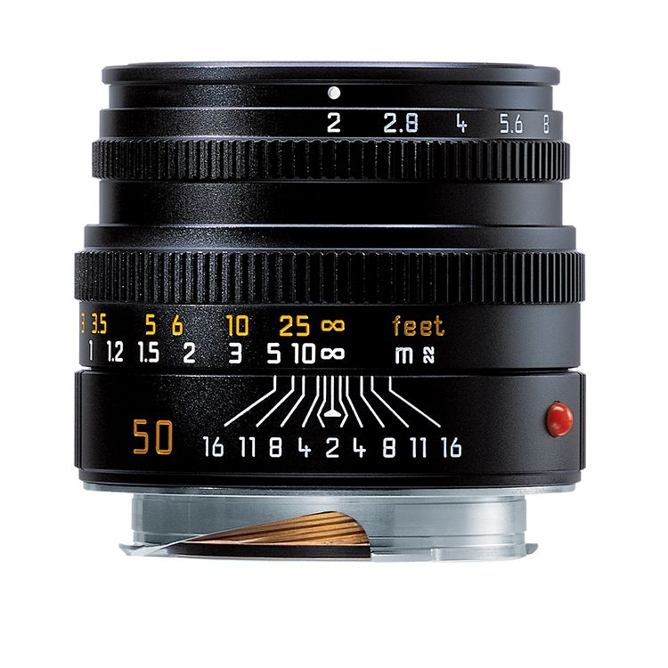 50mm / f2.0 Summicron (E39) (M)
