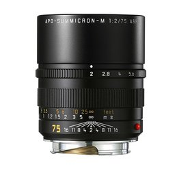 75mm / f2.0 APO Summicron (E49) (M)