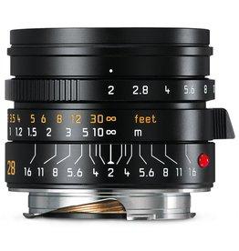 28mm / f2.0 ASPH Summicron Black (E46) (M)