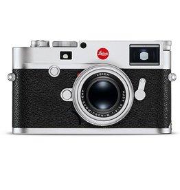 Leica M10, silver chrome finish