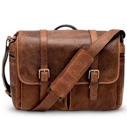 ONA for Leica: Brixton Leather Antique Cognac Bag