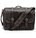 ONA for Leica: Brixton Leather Dark Truffle Bag