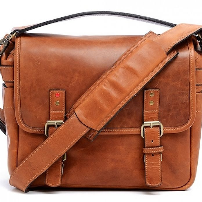 ONA: Berlin II Vintage Bourbon Bag