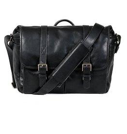 ONA: Brixton Leather Black Bag