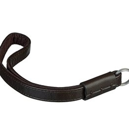 Wrist Strap - Dark Brown Leather X, M**