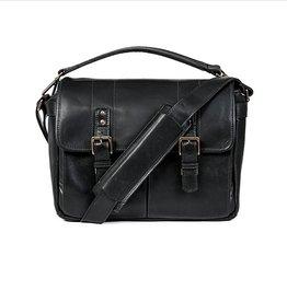 ONA: Prince Street Leather Black Bag