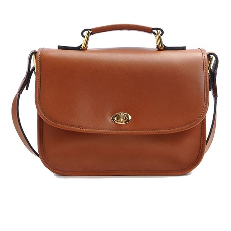 ONA: Palma Antique Cognac Bag