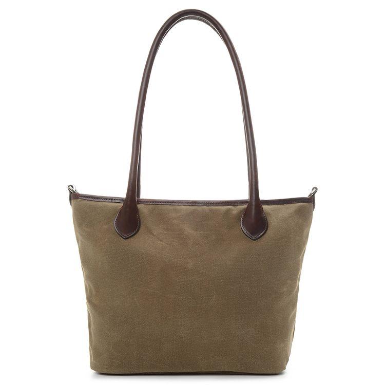 ONA: Capri Field Tan Bag