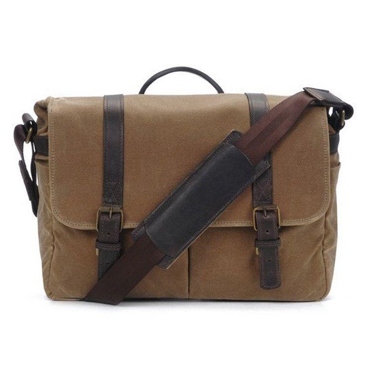 ONA for Leica: Brixton Field Tan Bag