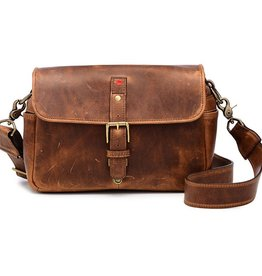 ONA for Leica: Leather Bowery Antique Cognac Bag
