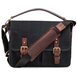 ONA for Leica: Prince Street Black Bag
