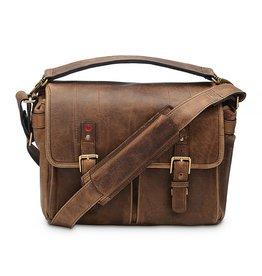 ONA for Leica: Prince Street Leather Antique Cognac Bag