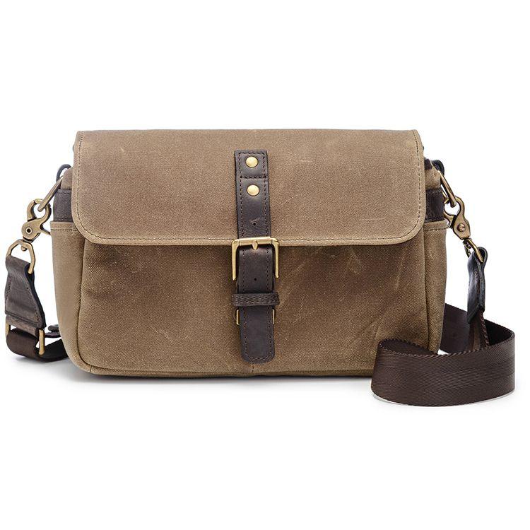 ONA: Bowery Field Tan Bag