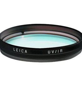 Filter - E49 UVa/IR Filter Black