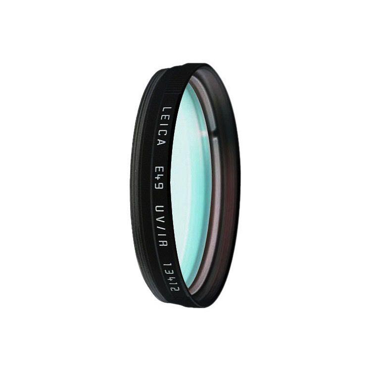 P80-57 Leica E49 UV/IR Filter