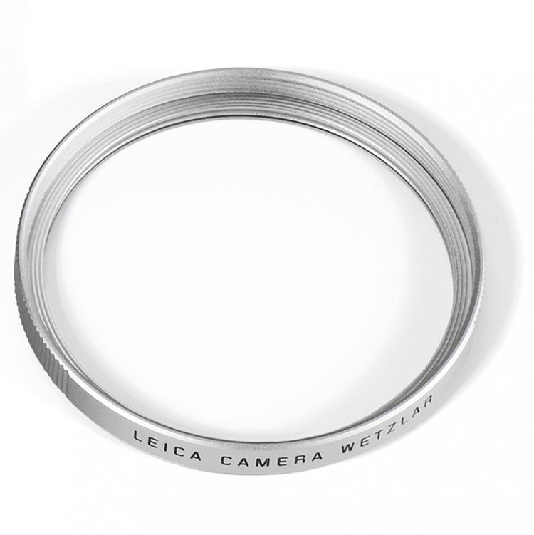 Filter - E55 UVa II Silver