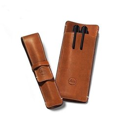Single-Pen Case, Leather Collection