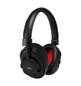 Master & Dynamic for 0.95 MW60B-95 Wireless Over-Ear Headphones (Black)