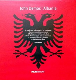 P80-42 John Demos | Albania, Images on the Edge