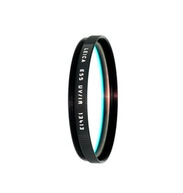 P80-57 Leica E55 UV/IR Filter Black (13413)