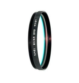 P80-57 Leica E60 UV/IR Filter Black (13414)