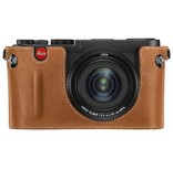Camera Protector - Cognac Leather X Vario