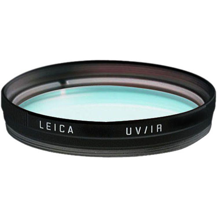 Filter - E39 UVa/IR Filter Black