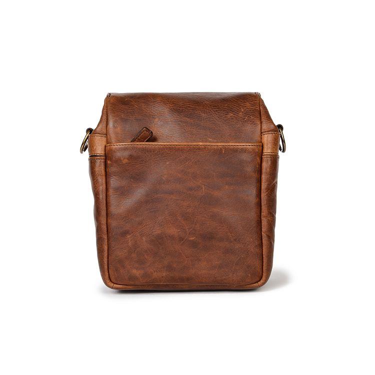 ONA: Bond Street Leather Antique Cognac Bag