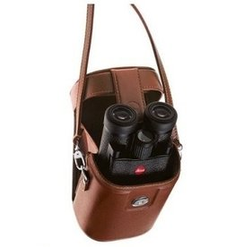 Leather Case for Binocular 10 x 25  (Brown)