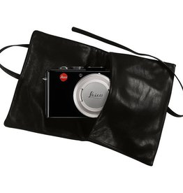 Soft Pouch - Black Nappa Leather D-Lux 6