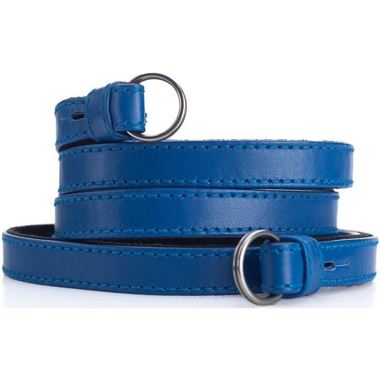 Strap - Traditional Blue Box Calf Leather