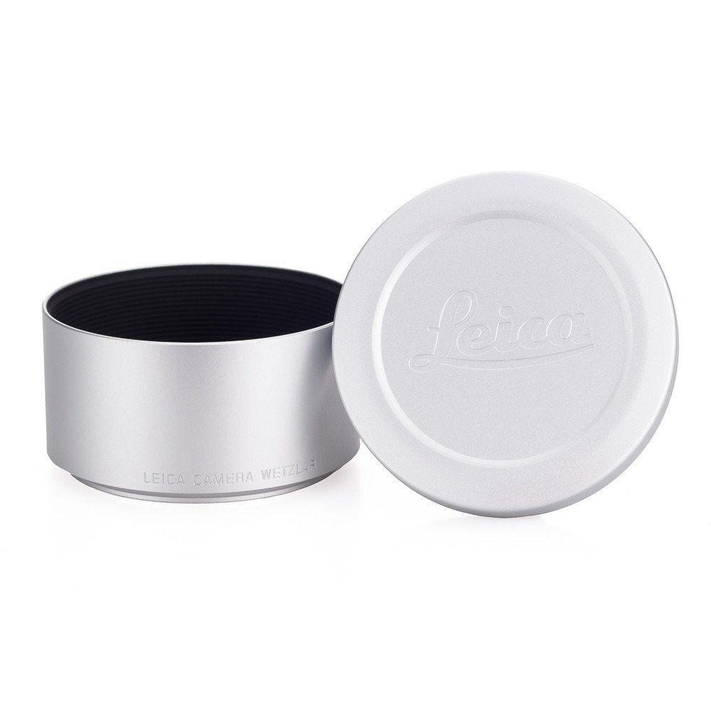 Lens Hood w/Cap -75mm f/2.4, 90mm f/2.4 Silver
