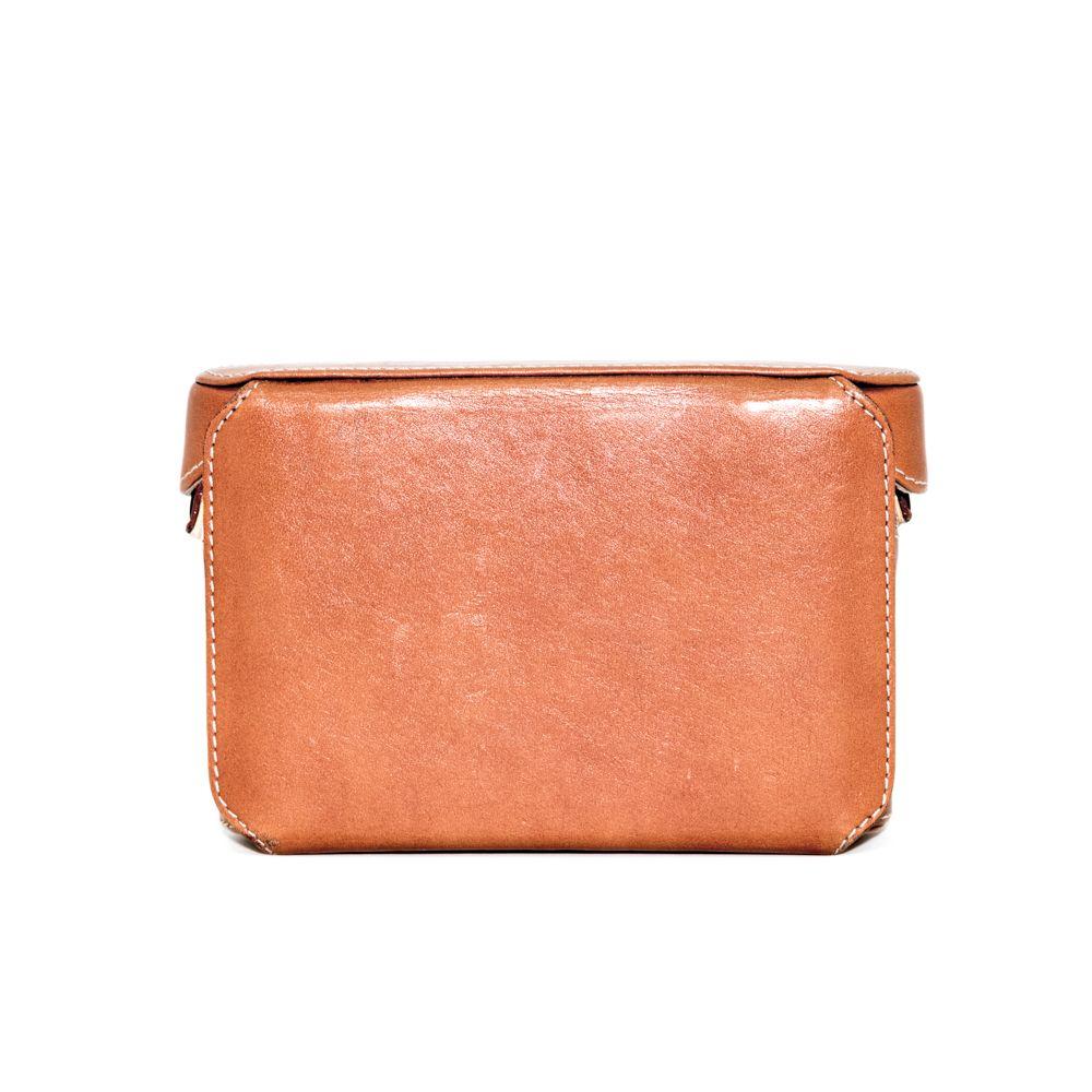 P80-57 Case - Ever Ready Cognac Leather X Vario, X (Typ 113)