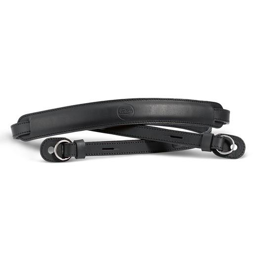 Strap: Black Leather w/ Neck Pad